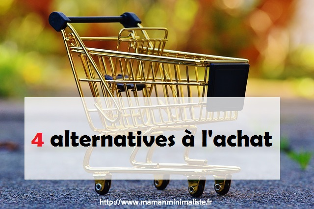 Les alternatives à l'achat
